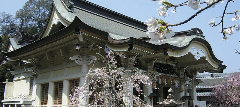 ①武雄神社