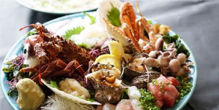 ④民宿しらいし・魚料理の店 達(だるま)