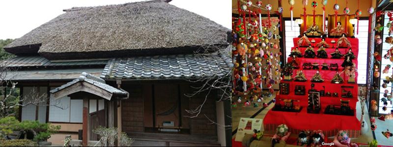 ④旧戸島家住宅(柳川雛祭り会場)