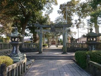 ②国分日吉神社