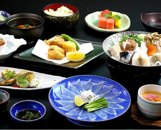 ①昼食:三宣楼茶寮