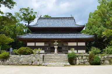 ④観世音寺