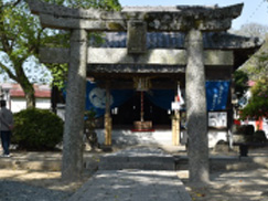 ①坂本八幡宮