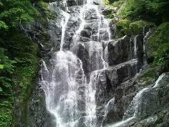 ①白糸の滝