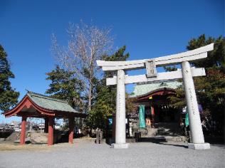 ②太良嶽神社